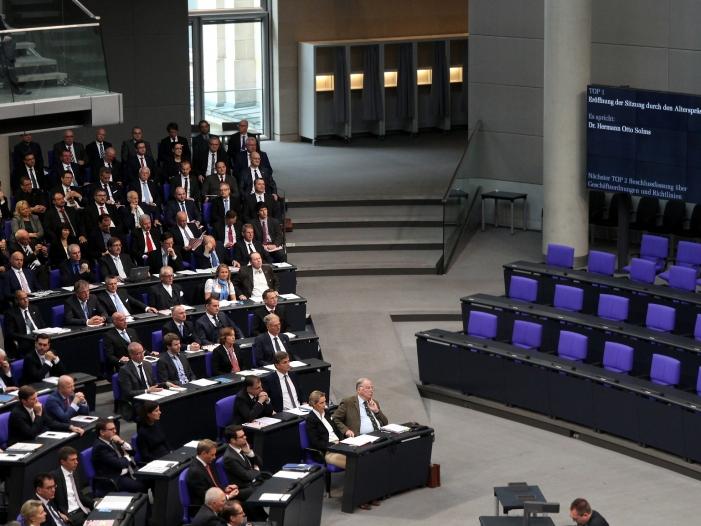 Bild von Bundestagsvize-Wahl: AfD-Kandidatin im zweiten Wahlgang gescheitert