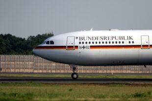 Bundeswehr will Flotte der Flugbereitschaft vergrößern 310x205 - Bundeswehr will Flotte der Flugbereitschaft vergrößern