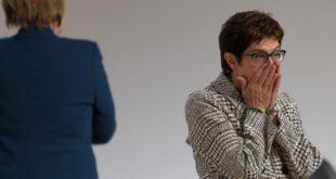 CDU Baden Württemberg meldet Parteiaustritte wegen AKK Wahl 310x165 - CDU Baden-Württemberg meldet Parteiaustritte wegen AKK-Wahl