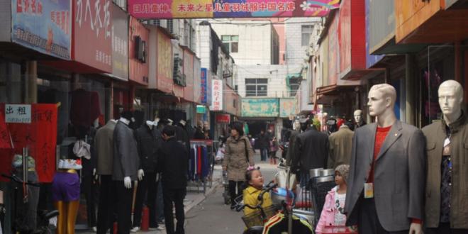 China Einkaufsstrasse 660x330 - Ausblick 2019: China mit hoher Inlandsnachfrage