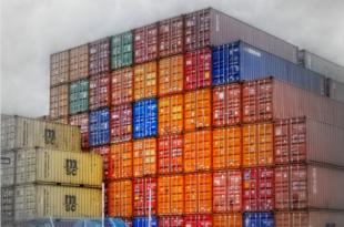 Containerumschlag 310x205 - Deutsche Exporte nach Asien legten 2018 zu
