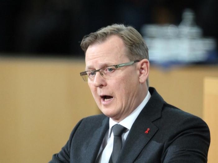 """Digitalpakt Streit Ramelow will Vermittlungsausschuss anrufen - Thüringens Ministerpräsident distanziert sich von """"Aufstehen"""""""