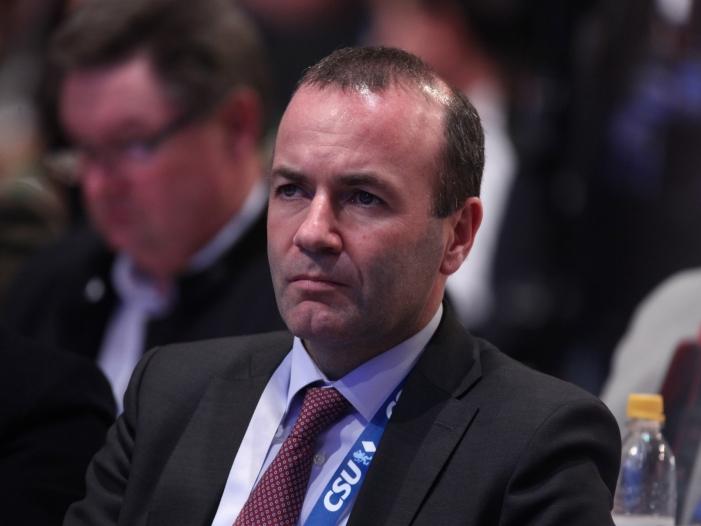 EVP Fraktionschef Es wird keine Brexit Nachverhandlungen geben - Union will mit Weber in die Europawahl ziehen