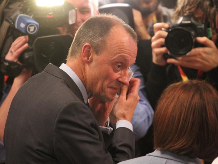 Photo of Einflussreiche CDU-Politiker fordern Einbindung von Merz
