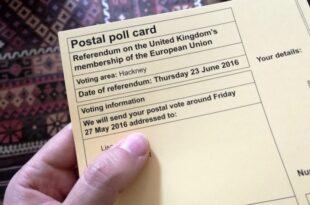 Grüne fordern Referendum über Brexit Vertrag 310x205 - Farage hält zweites Brexit-Referendum für möglich