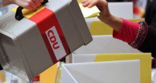 Keine Hinweise auf CDU Austrittswelle nach Parteitag 310x165 - Keine Hinweise auf CDU-Austrittswelle nach Parteitag