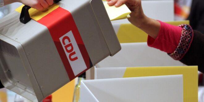 Keine Hinweise auf CDU Austrittswelle nach Parteitag 660x330 - Keine Hinweise auf CDU-Austrittswelle nach Parteitag