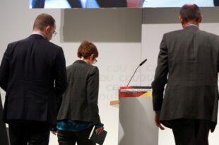 Laschet warnt neuen CDU Vorsitzenden vor Richtungswechsel 310x205 - Politologe Falter: CDU braucht wieder Selbstvertrauen
