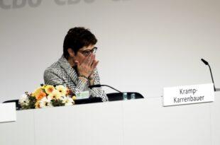 Lindner sieht AKK Wahl skeptisch 310x205 - Lindner sieht AKK-Wahl skeptisch