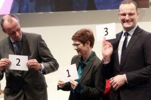 Merz Unterstützer von Stetten will mehr Zeit für CDU Vorstandswahl 310x205 - Merz-Unterstützer von Stetten will mehr Zeit für CDU-Vorstandswahl