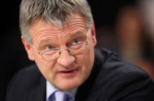"""Meuthen kritisiert Ergebnisse des Euro Finanzministertreffens 310x205 - AfD-Chef Meuthen fordert """"behördlichen Schutz"""" für Funktionsträger"""