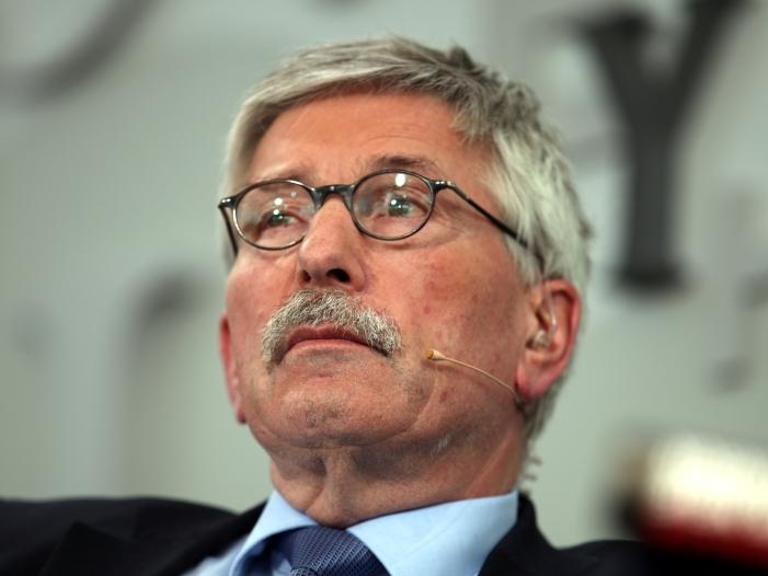 Photo of Sarrazin sieht Ausschlussverfahren als Angriff auf Meinungsfreiheit