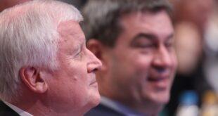 Seehofer hält Söder für richtigen Nachfolger als CSU Chef 310x165 - Seehofer hält Söder für richtigen Nachfolger als CSU-Chef