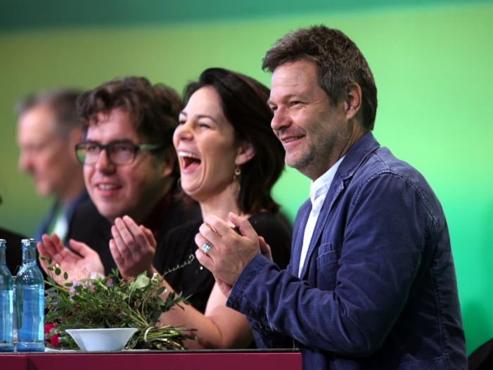 Emnid: Jeder Dritte würde eventuell Grüne wählen