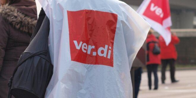 Verdi fordert Verteilung von Gewinnen durch Künstliche Intelligenz 660x330 - Verdi kündigt Warnstreik am Flughafen Frankfurt an