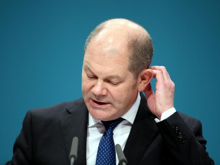 Wegen Scholz Plänen Bündnis für Transaktionssteuer löst sich auf - Wegen Scholz-Plänen: Bündnis für Transaktionssteuer löst sich auf