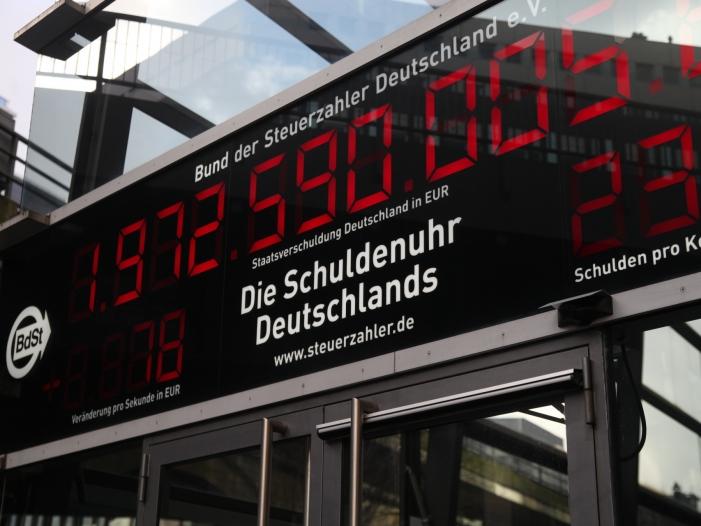 Photo of Öffentliche Schulden um 2,3 Prozent gesunken