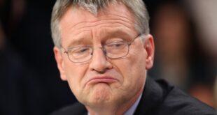 AfD Chef Meuthen fuerchtet keine Konkurrenz durch Poggenburg Partei 310x165 - AfD-Chef Meuthen fürchtet keine Konkurrenz durch Poggenburg-Partei