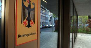 Angriff auf BGH Außenstelle Schaden von mindestens 100.000 Euro 310x165 - Angriff auf BGH-Außenstelle: Schaden von mindestens 100.000 Euro