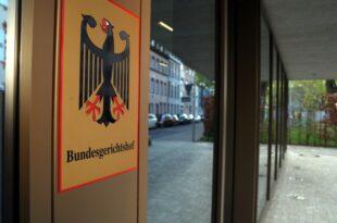 Angriff auf BGH Außenstelle Schaden von mindestens 100.000 Euro 310x205 - Angriff auf BGH-Außenstelle: Schaden von mindestens 100.000 Euro