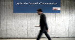 CDU Wirtschaftsfluegel will schaerferes Profil 310x165 - CDU-Wirtschaftsflügel will schärferes Profil