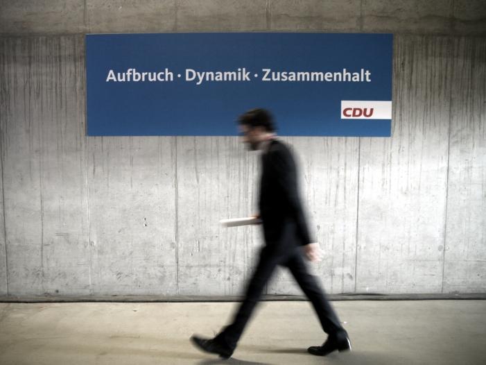 Bild von CDU-Wirtschaftsflügel will schärferes Profil