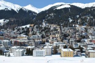 Davos 310x205 - Präsident des Weltwirtschaftsforums warnt vor Wirtschaftsabschwung