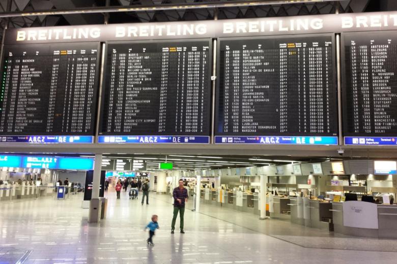 Photo of Flughäfen: dbb und BDLS einigen sich auf Entgelttarifvertrag
