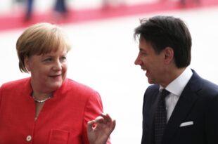 """Italienischer Ministerpräsident Merkel kann man vertrauen 310x205 - Italienischer Ministerpräsident: """"Merkel kann man vertrauen"""""""