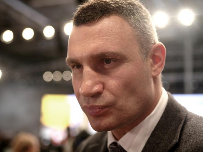 Klitschko bekennt sich zu Guaido - Klitschko bekennt sich zu Guaidó