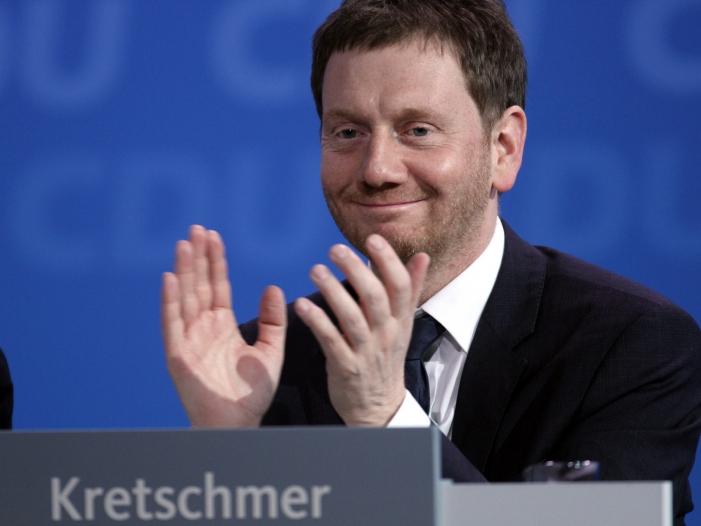 Photo of Kretschmer will Bevorzugung Ostdeutschlands