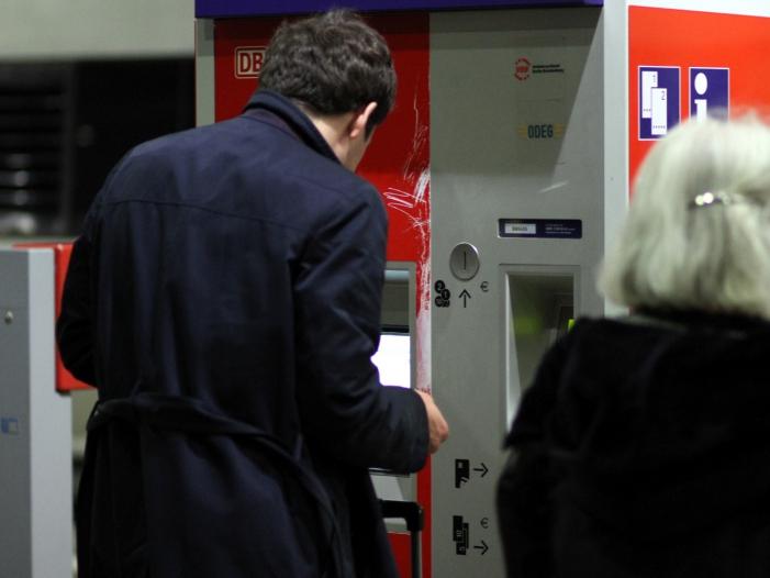 Bild von Rufe nach niedrigerer Mehrwertsteuer für Bahntickets