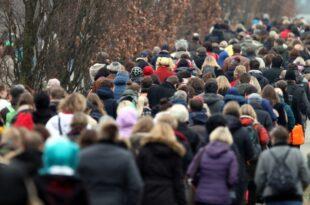 Schätzung für 2018 Bevölkerungszahl auf 830 Millionen gestiegen 310x205 - Schätzung für 2018: Bevölkerungszahl auf 83,0 Millionen gestiegen