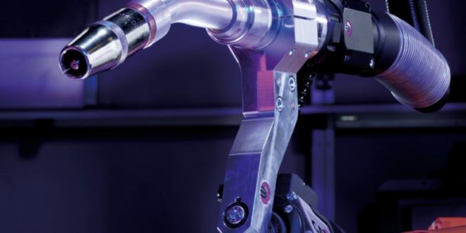 Schweissroboter 660x330 - Roboterautomatisierung - Großbritannien fällt zurück
