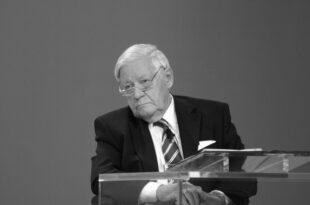 Bundespraesident Helmut Schmidt war nicht autoritaer 310x205 - Bundespräsident: Helmut Schmidt war nicht autoritär