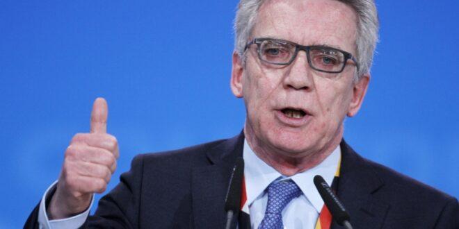 De Maiziere will zentrale Einwanderungsbehoerde fuer Deutschland 660x330 - De Maizière will zentrale Einwanderungsbehörde für Deutschland