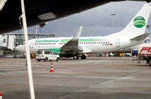 Fluggesellschaft Germania beantragt Insolvenz 310x205 - Fluggesellschaft Germania beantragt Insolvenz