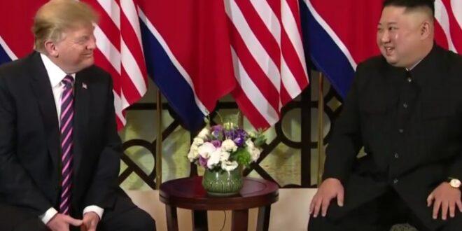 Gipfeltreffen von Trump und Kim ohne Einigung beendet 660x330 - Gipfeltreffen von Trump und Kim ohne Einigung beendet