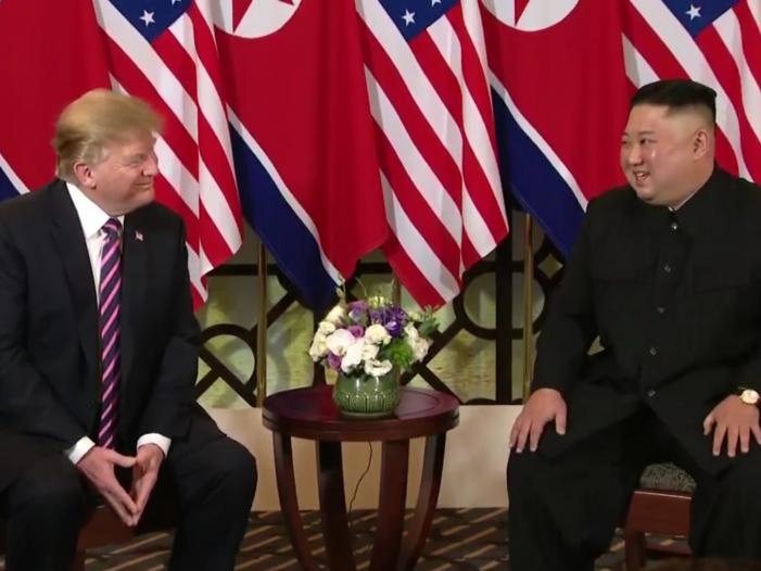 Photo of Gipfeltreffen von Trump und Kim ohne Einigung beendet