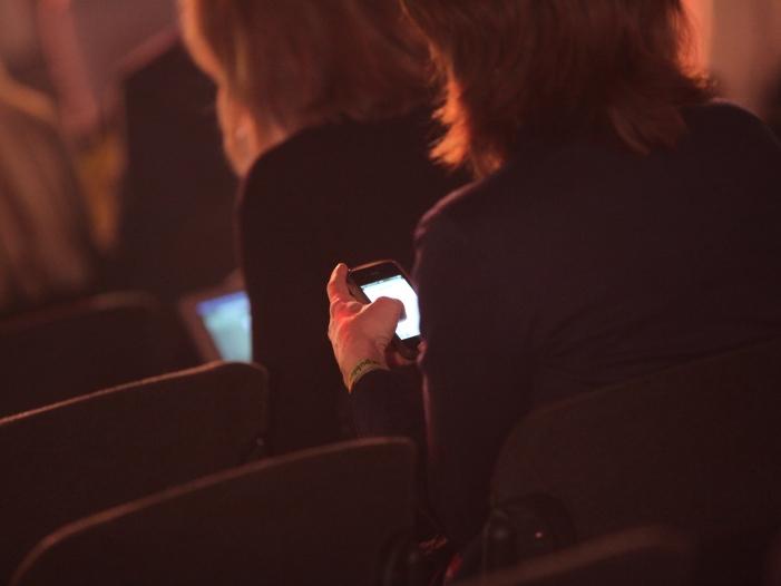 Bild von Gründer des Anonymisierungsnetzwerks Tor lehnt Smartphones ab