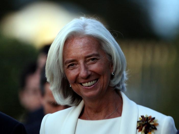 IWF Chefin fordert mehr Investitionen von Deutschland - IWF-Chefin fordert mehr Investitionen von Deutschland