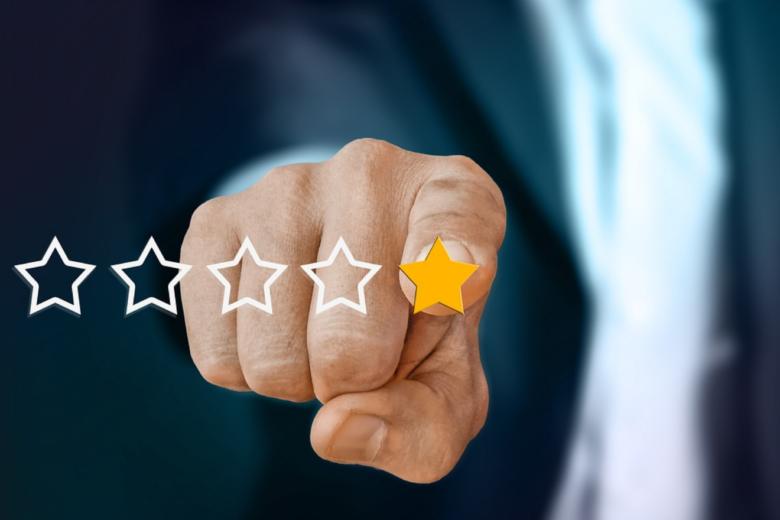 Krieg der Sterne - Kundenbewertungen ausschlaggebend für Kaufentscheidungen