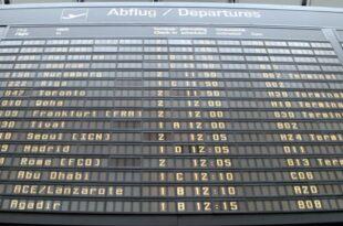 42 Prozent mehr Passagiere 2018 von deutschen Flughaefen gestartet 310x205 - 4,2 Prozent mehr Passagiere 2018 von deutschen Flughäfen gestartet