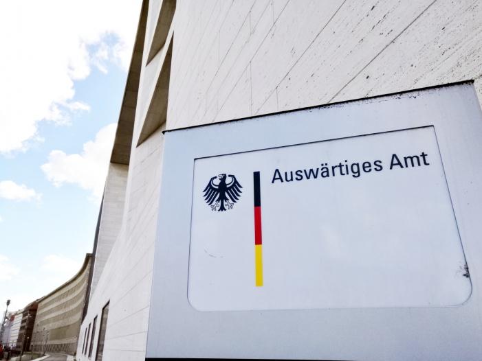 Bild von Auswärtiges Amt bestätigt fünf deutsche Opfer bei Flugzeugabsturz