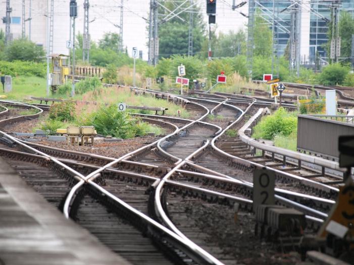 Bund plant 50-Milliarden-Paket für Schienennetz