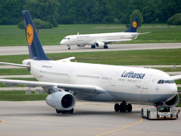 Bild von Gewerkschaft droht Lufthansa mit Streiks in Sommerferien