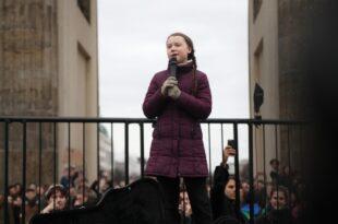 Greta Thunberg ist überrascht von eigener Generation 310x205 - Greta Thunberg ist überrascht von eigener Generation