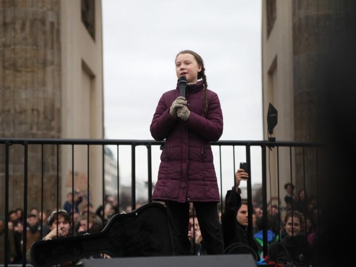 Photo of Greta Thunberg ist überrascht von eigener Generation