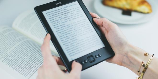 Kindle 660x330 - Lesen verändert sich durch die Digitalisierung