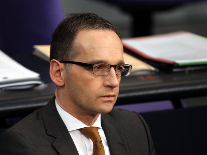 """Maas: Kinkel verfügte über """"klaren Kompass"""""""